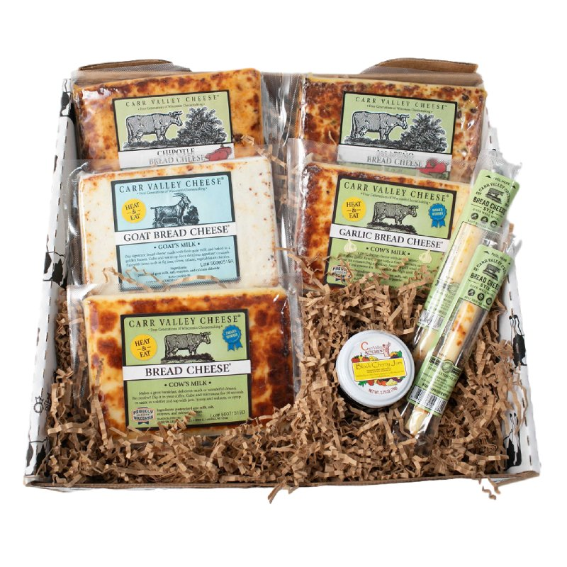 Bread Cheese Gift Box
